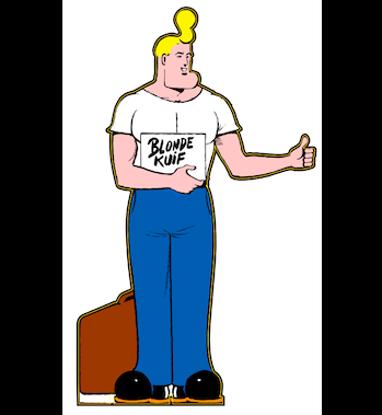 Afbeeldingen van Life Size Cowboy Henk
