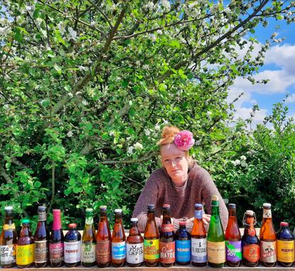 Afbeeldingen van PROMO Brown Beer Selection 24x33cl +2 glazen GRATIS