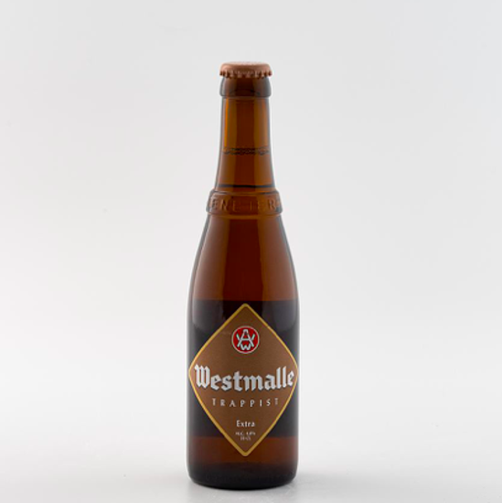 Afbeeldingen van Westmalle Extra - 🇧🇪  1x33cl - blond - Alc. 4,8% Vol.