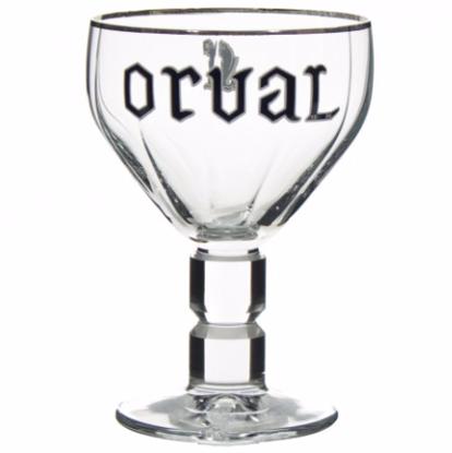 Afbeeldingen van 1x33cl Glas Orval