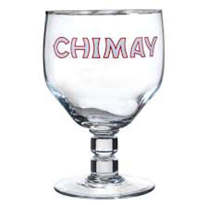 Afbeeldingen van 1x33cl Glas Chimay