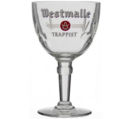Afbeeldingen van 1x33cl Glas Westmalle