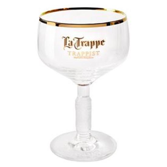Picture of 1x33cl Glas La Trappe