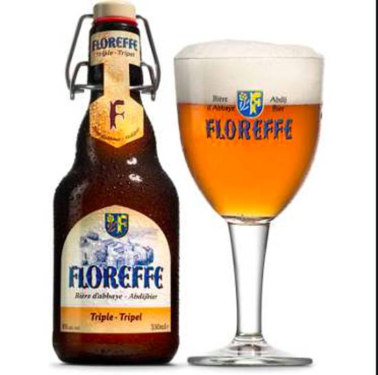 Picture of Floreffe Tripel 33cl 6+1Gratis
