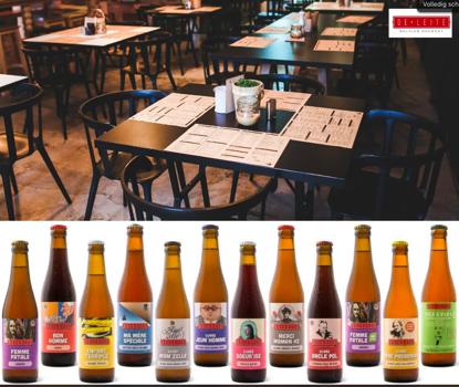 Afbeeldingen van PROMO Beerbox De Leite 12x33cl