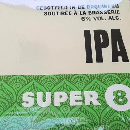 Afbeeldingen van IPA Super 8
