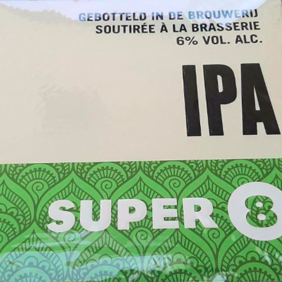 Picture of IPA Super 8
