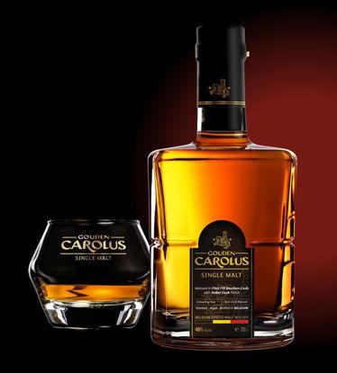 Afbeeldingen van Whiskey Gouden Carolus 70cl
