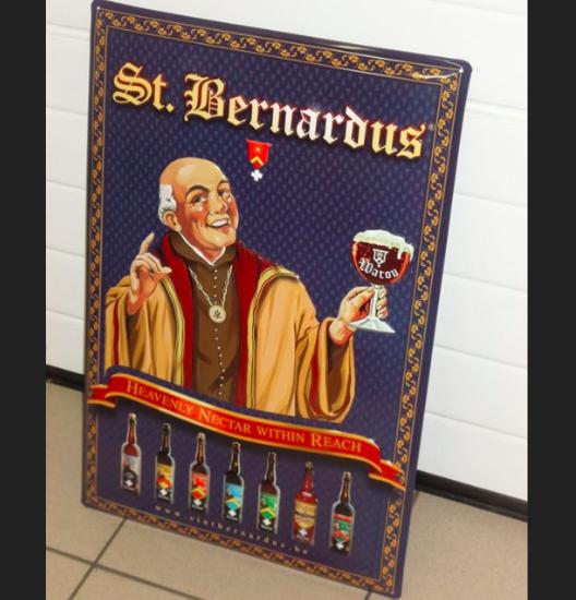 Afbeeldingen van Sint Bernardus