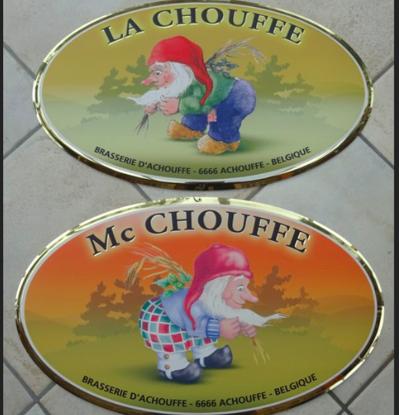 Afbeeldingen van 2 x Chouffe