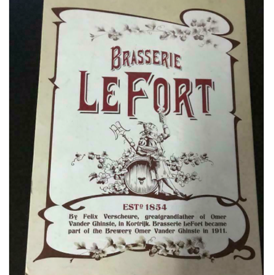 Picture of LeFort exclusief