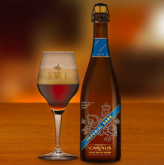 Picture of Gouden Carolus 75cl Imperial Dark 11%