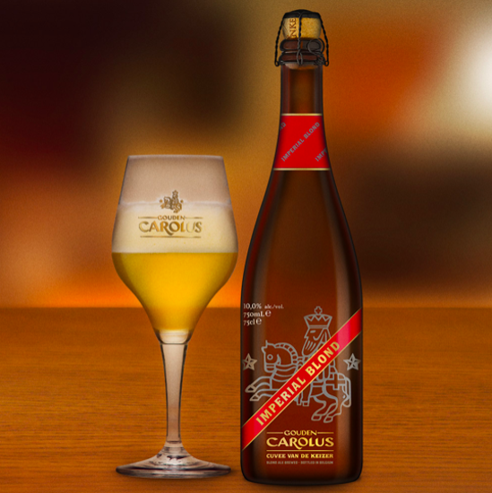Picture of GOUDEN CAROLUS 75CL IMPERIAL BLOND 10%
