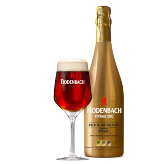Afbeeldingen van Rodenbach Vintage 2017 75cl + 2 glazen