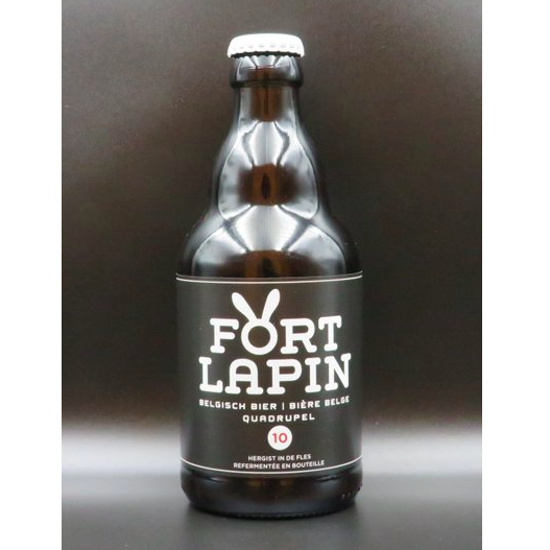 Picture of FORT LAPIN QUADRUPEL 10% 1X33CL