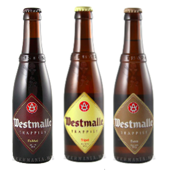 Picture of WestMalle 3x33cl