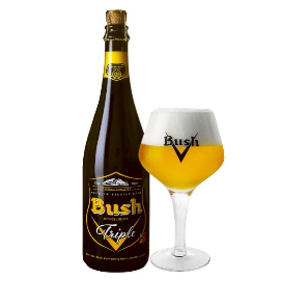 Picture of Bush tripel 10,5% 1x75cl