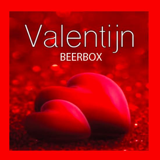 Afbeeldingen van Valentijn Beerbox 24x33cl + 2 glazen GRATIS