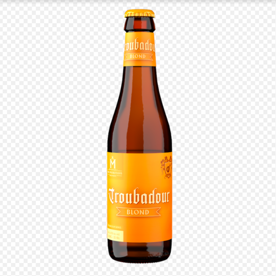 Picture of Troubadour Blond 6,5% 1x33cl