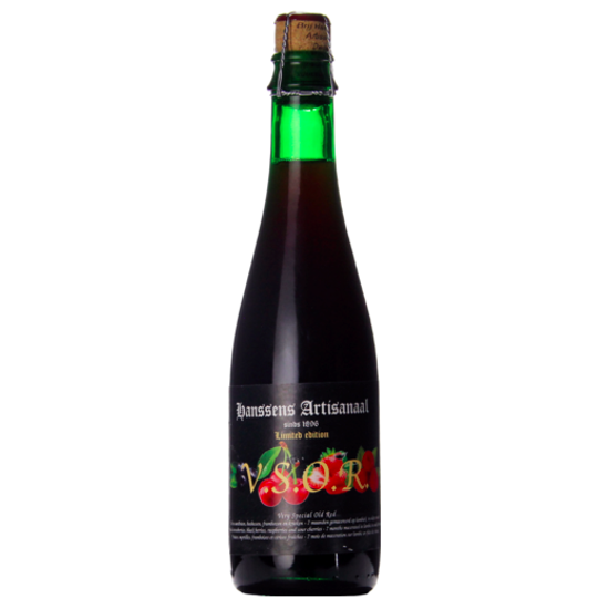 Picture of Hanssens VSOR Special Edition 2018 1 x 37,5cl