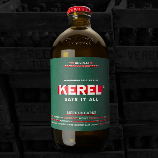 Picture of Kerel Biere de garde 7,5% 1x33cl
