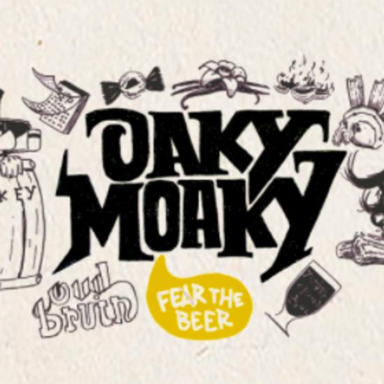 Afbeeldingen van Oaky Moaky Editie 2019 7,5% 1x33cl