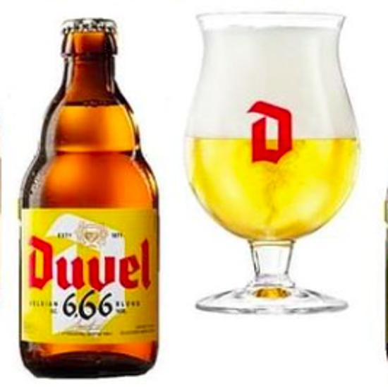 Afbeeldingen van Duvel 666 6,66% 1x33cl