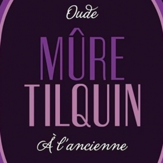 Picture of Tilquin Mûre 6% 1x37,5cl
