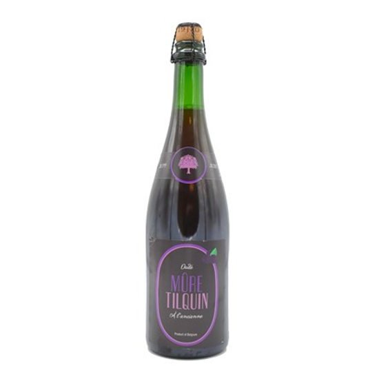Picture of Tilquin Mûre 6% 1x75cl