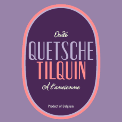 Picture of Tilquin Quetsche 6,4% 1x75cl
