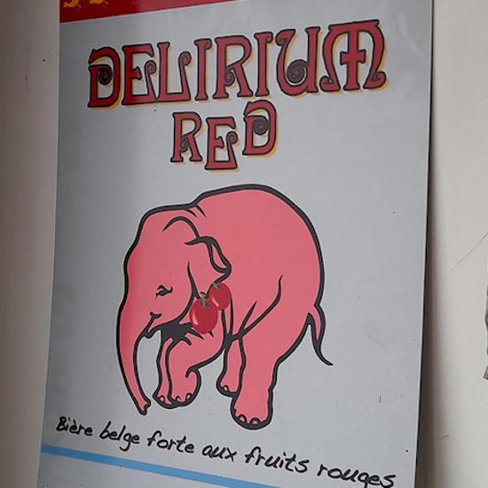 Picture of Delirium Red