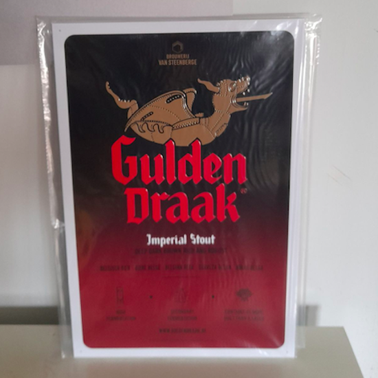 Picture of Gulden Draak Imperial stout